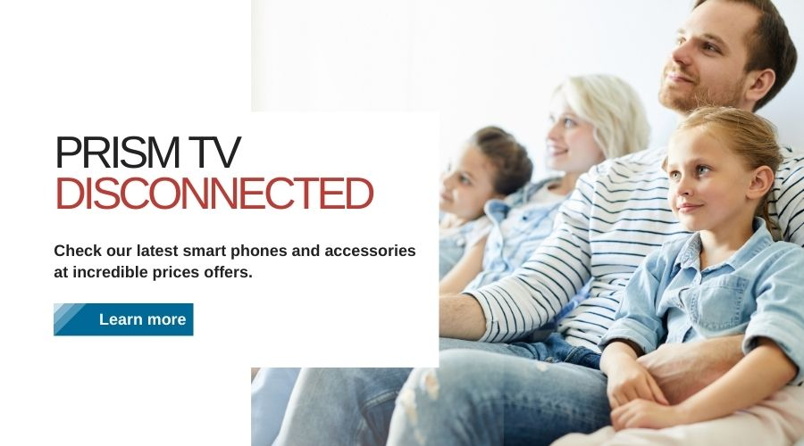 Prism TV is discontinued by Centurylink. Families are using the best alternative